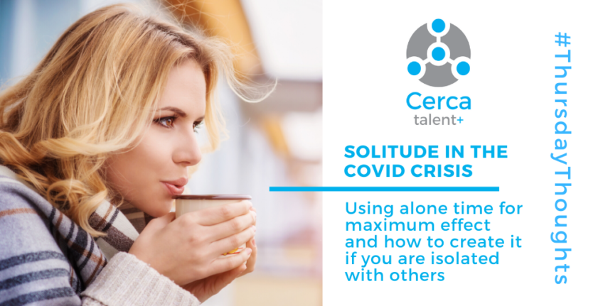 12 Ways Your Career Can Benefit From Solitude in This COVID Crisis
